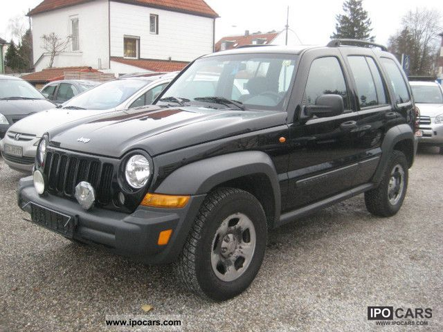 2006 Jeep  Cherokee 2.8 CRD AIR Off-road Vehicle/Pickup Truck Used vehicle photo