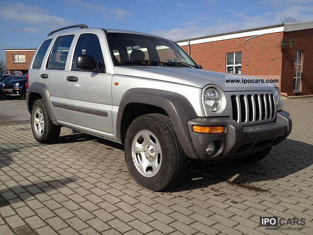 2003 jeep cherokee 2 4 sport petrol gas car photo and. Black Bedroom Furniture Sets. Home Design Ideas