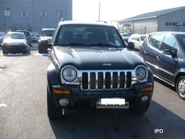 2002 Jeep  Cherokee 2.5 CRD Limited Off-road Vehicle/Pickup Truck Used vehicle photo