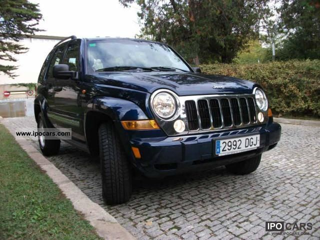 2004 Jeep  2.8CRD Cherokee Limited Off-road Vehicle/Pickup Truck Used vehicle photo