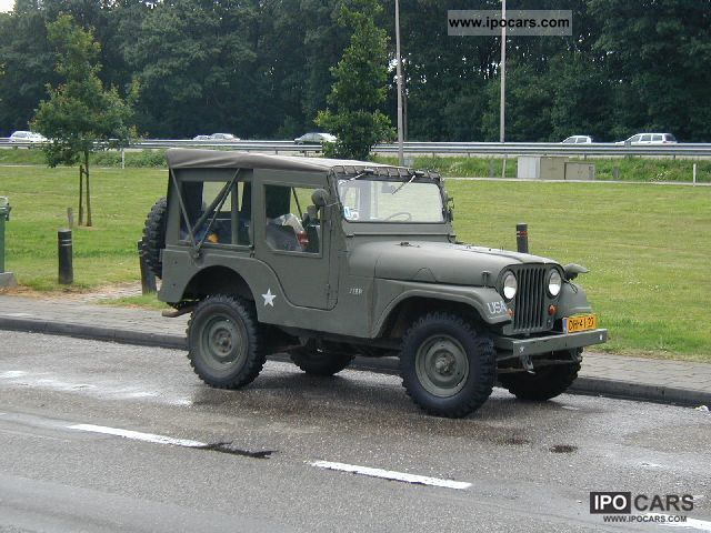 1966 Jeep  Kaiser Willys CJ5 Other Classic Vehicle photo