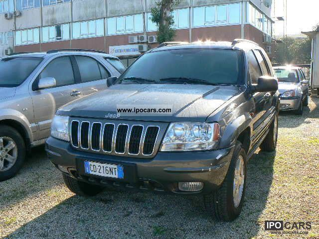2003 Jeep  2.7 CRD Limited Auto G.Cherokee 5pt Off-road Vehicle/Pickup Truck Used vehicle photo