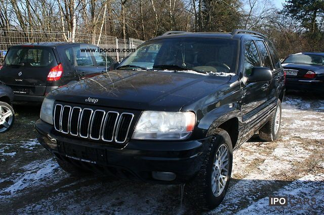 2003 jeep grand cherokee 4 7 limited car photo and specs ipocars com