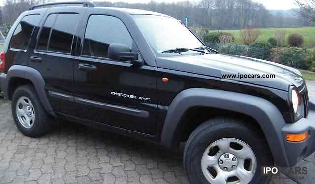 2002 Jeep Cherokee 2 4 Sport Car Photo And Specs