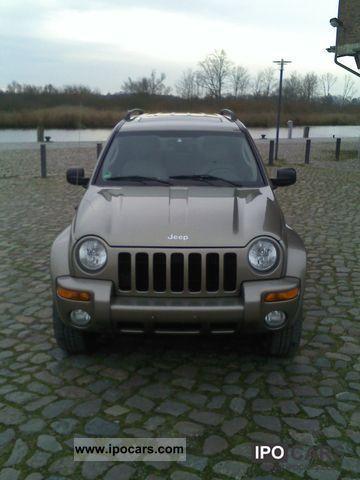 2004 Jeep Cherokee 3.7...