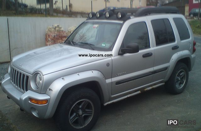 2004 Jeep Liberty 3.7 ...