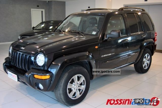 2004 jeep cherokee 2 8 crd limited automatica 4x4 r 150 cv car photo and specs. Black Bedroom Furniture Sets. Home Design Ideas