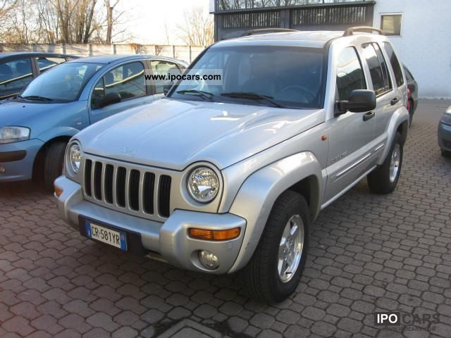 2004 jeep cherokee 2 8 crd limited car photo and specs. Black Bedroom Furniture Sets. Home Design Ideas