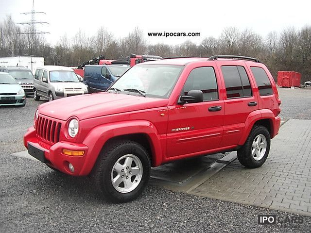 2003 Jeep  Cherokee 2.5 CRD Limited climate Off-road Vehicle/Pickup Truck Used vehicle photo