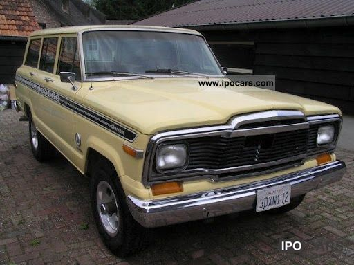 Jeep  Chief Wagoneer V8 in 1979, and 45 U.S. Classics 1979 Vintage, Classic and Old Cars photo