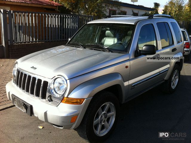 2006 jeep cherokee 2 8 crd limited auto car photo and specs. Black Bedroom Furniture Sets. Home Design Ideas