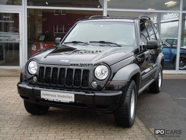 2006 jeep cherokee 2 8 crd car photo and specs. Black Bedroom Furniture Sets. Home Design Ideas