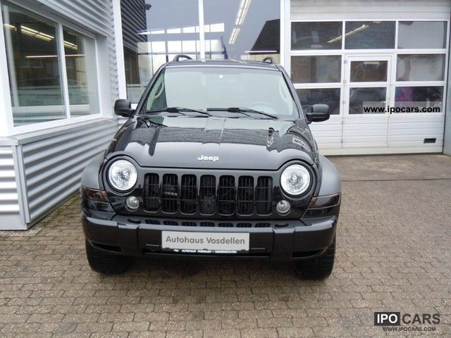 2006 Jeep  Cherokee 2.8 CRD Off-road Vehicle/Pickup Truck Used vehicle photo
