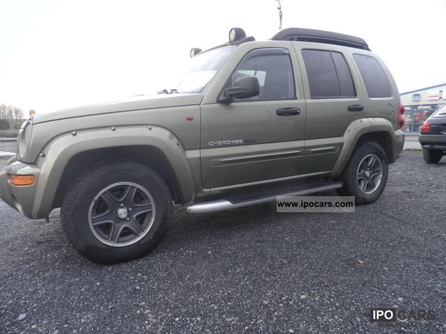 2003 jeep cherokee 2 8 crd car photo and specs. Black Bedroom Furniture Sets. Home Design Ideas