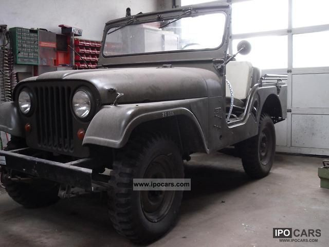 1969 Jeep  CJ5 Kaiser Willy Off-road Vehicle/Pickup Truck Classic Vehicle photo