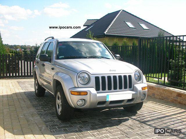 2004 Jeep Liberty - Ca...