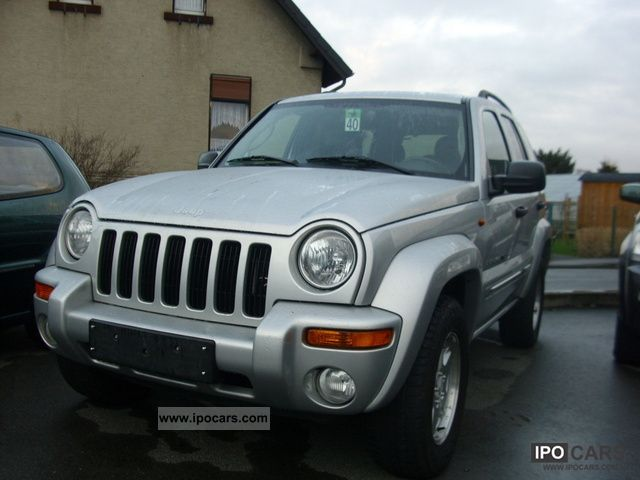 2003 Jeep  Cherokee 2.5 CRD Limited Off-road Vehicle/Pickup Truck Used vehicle photo