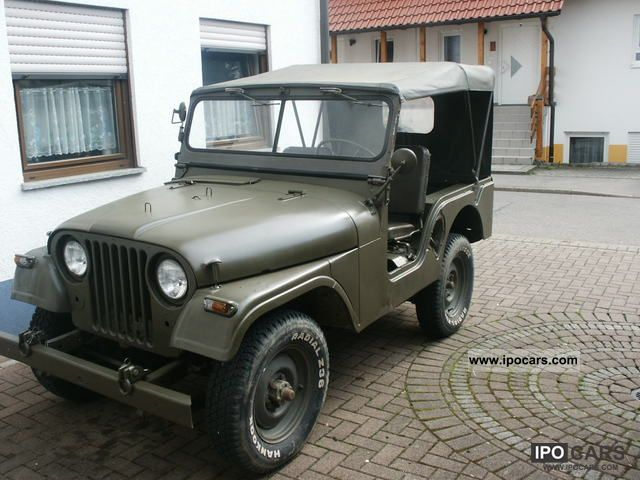 Jeep  Willys 1951 Vintage, Classic and Old Cars photo