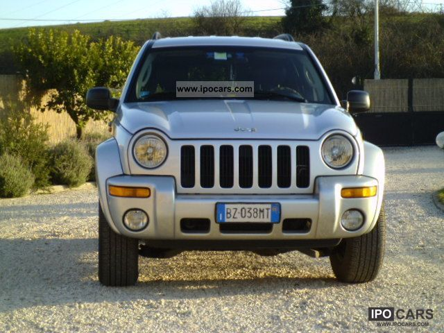 2003 Jeep  2.8 CRD Limited tenuta in modo maniacale Off-road Vehicle/Pickup Truck Used vehicle photo