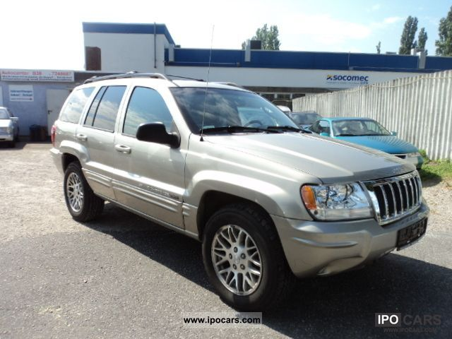 2004 Jeep  Cherokee 4.7 liter V8 Limited * 4 +4 * LPG * AHK * leather * Off-road Vehicle/Pickup Truck Used vehicle photo