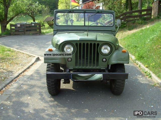 1956 Jeep  Willys Off-road Vehicle/Pickup Truck Used vehicle photo