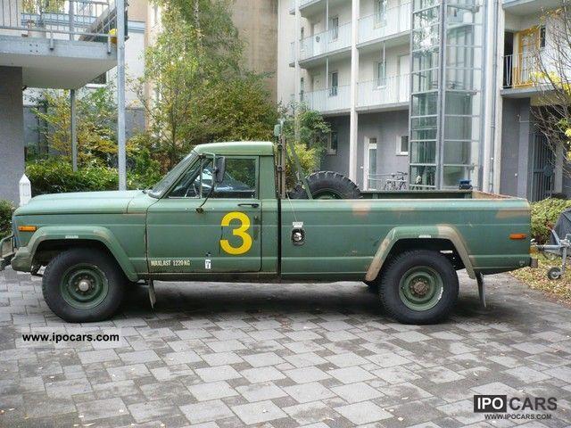 1982 Jeep  AMC J20 Pickup Truck V8 5.9 liter automatic Off-road Vehicle/Pickup Truck Used vehicle photo