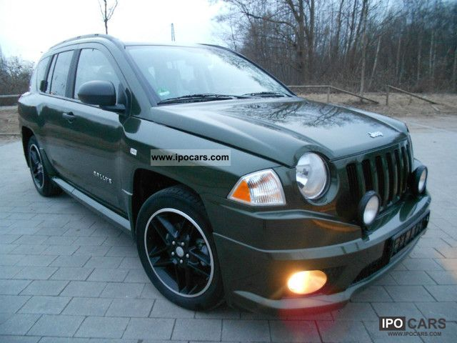 Jeep  Compass 2.0 CRD Limited RALLY EDITION 2008 Race Cars photo