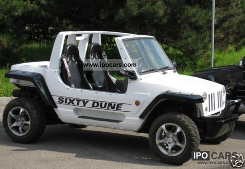 2010 Jeep  SIXTY Dune buggy 800 minicomputer Pronta consegna! Off-road Vehicle/Pickup Truck Used vehicle photo