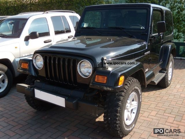 2002 Jeep  Cat wrangler sahara 4.0 Other Used vehicle photo