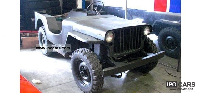 Jeep  Willys Costruzione 1943 - 2.2 cc 1954 Vintage, Classic and Old Cars photo