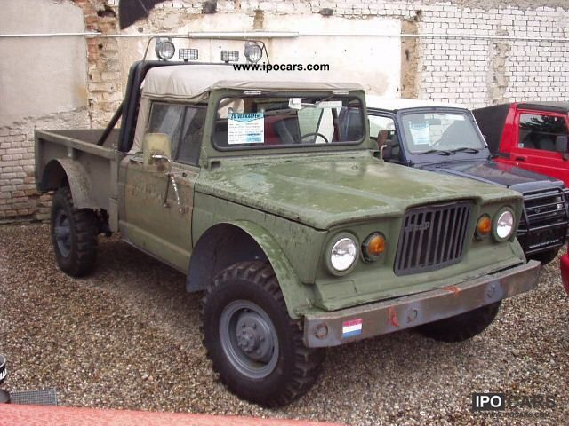 Jeep  4.2 predecessor M715 Hummer H1 1968 Vintage, Classic and Old Cars photo