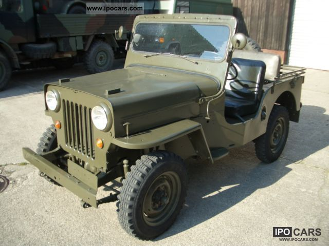 Jeep  Willys CJ3B, 12 VOLT, BEAUTIFUL CONDITION, VINTAGE 1965 Vintage, Classic and Old Cars photo