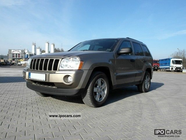 Jeep  3.7 V6 4WD Laredo 2005 Liquefied Petroleum Gas Cars (LPG, GPL, propane) photo