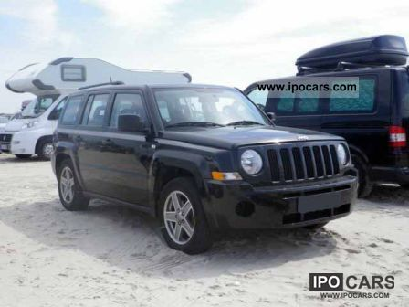Jeep  Patriot - LPG / APC 2.4 t 2008 Liquefied Petroleum Gas Cars (LPG, GPL, propane) photo