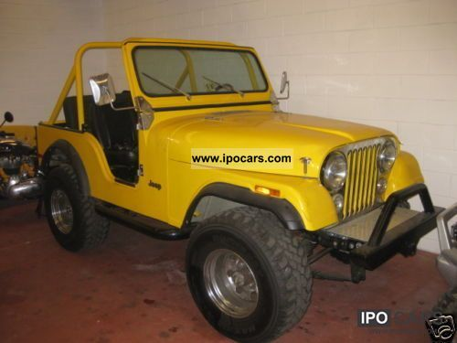 Jeep  1978 CJ 5 bigfoot Pronta Consegna! 1978 Vintage, Classic and Old Cars photo