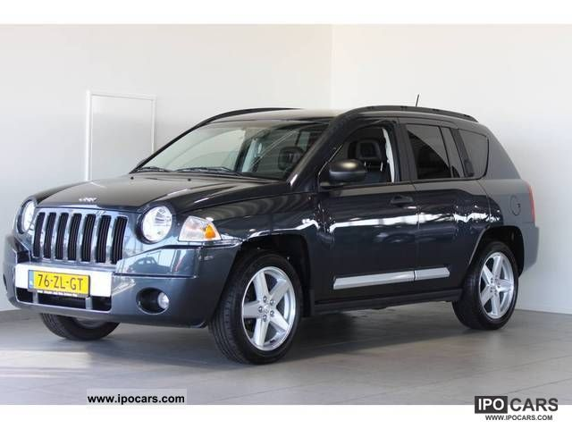 2008 jeep compass 2 4 limited car photo and specs. Black Bedroom Furniture Sets. Home Design Ideas