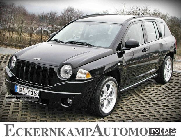 2007 Jeep  2.0 CRD Sport 4X4 * 19 \ Off-road Vehicle/Pickup Truck Used vehicle photo