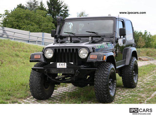 2000 Jeep Wrangler 4.0 Sahara * WIDE + HIGH 4x4Farm.de * ** Off Road  Vehicle/Pickup Truck