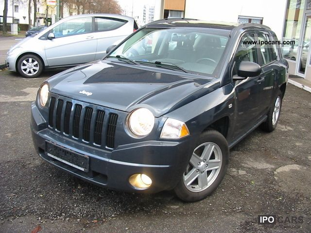 2008 jeep compass 2 4 car photo and specs. Black Bedroom Furniture Sets. Home Design Ideas