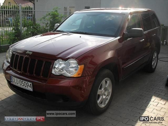 2008 Jeep  Grand Cherokee Off-road Vehicle/Pickup Truck Used vehicle photo