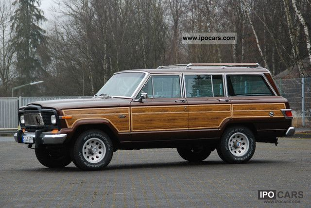 Jeep  Wagoneer 5.9 V8 Limited climate MARK H 1979 Vintage, Classic and Old Cars photo