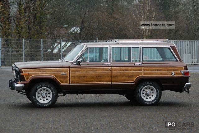 1979 jeep wagoneer 5 9 v8 limited climate mark h car photo and specs