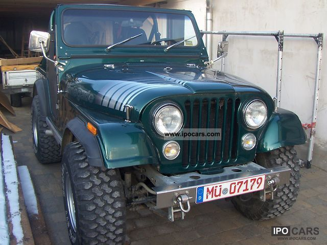 Jeep  CJ 5 1979 Vintage, Classic and Old Cars photo