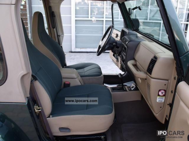 Wonderful 2000 Jeep Wrangler SAHARA 4.0L AUTOMATIC Off Road Vehicle/Pickup Truck Used  Vehicle ...