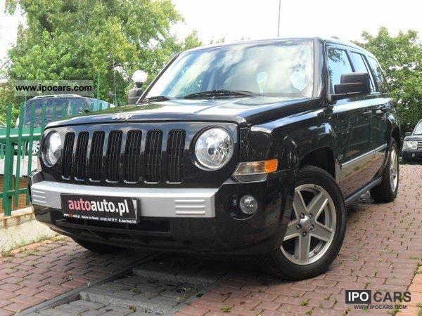 2008 Jeep  Patriot bezwypadkowy! 25000km! gwarancja Other Used vehicle photo