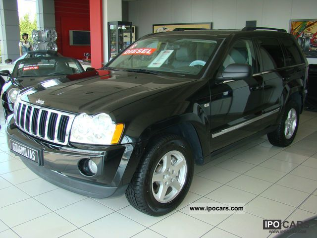 2005 Jeep  3.0 CRD Limited Automatic Leather Navi 17 'Cd Off-road Vehicle/Pickup Truck Used vehicle photo