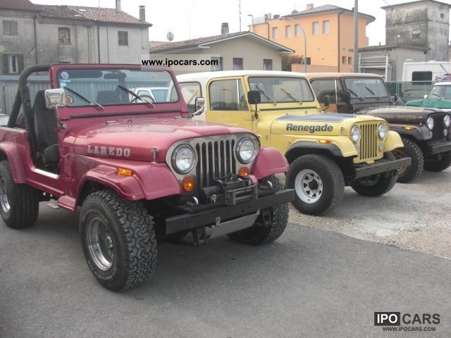 Jeep  CJ-7 Automatica 1979 Vintage, Classic and Old Cars photo