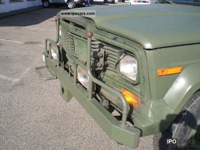 1981 Jeep J 20 PICK UP MILITARY mod. 9712A Off-road Vehicle/Pickup ...