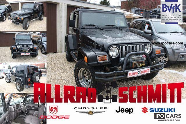 Jeep Wrangler 4 Door Tow Capacityml