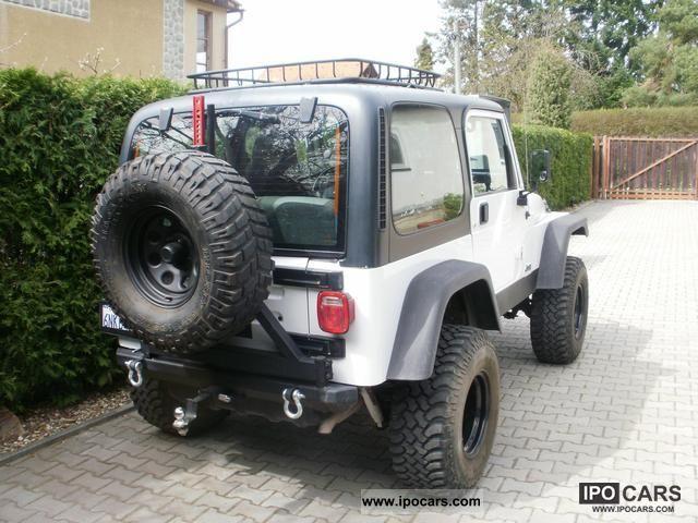 2006 Jeep Wrangler 4 0 Sport